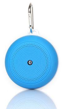 Głośnik bezprzewodowy AMPER Urbii Niebieski