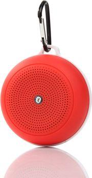 Głośnik bezprzewodowy URBII Głośnik Bluetooth Czerwony