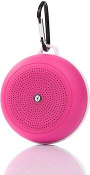 Głośnik bezprzewodowy URBII Głośnik Bluetooth Różowy