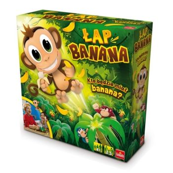 GOLIATH  Gra Łap Banana 30993