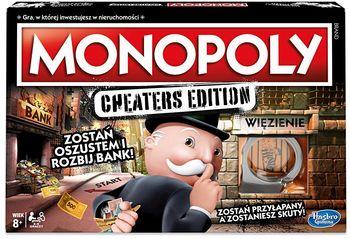 Gra HASBRO Monopoly Cheaters Edition  E1871