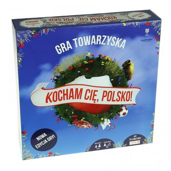"""Gra towarzyska """"Kocham Cię Polsko!"""" 308291"""