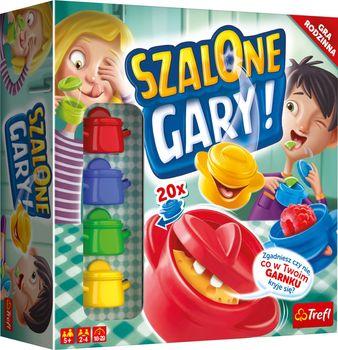 Gra TREFL Szalone Gary 01767