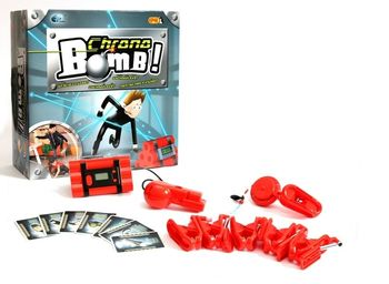 Gra zręcznościowa EPEE Chrono Bomb - Wyścig z Czasem EP02255