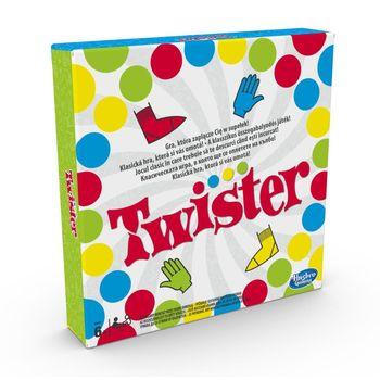 Gra zręcznościowa HASBRO Twister 98831