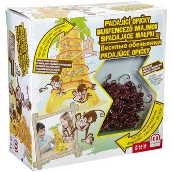 Gra zręcznościowa MATTEL Spadające Małpki 52563