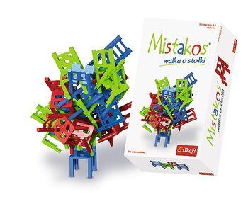 Gra zręcznościowa TREFL Mistakos - Walka o Stołki 01367