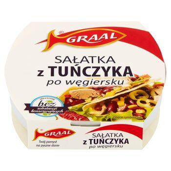 Graal Sałatka z tuńczyka po węgiersku 160 g