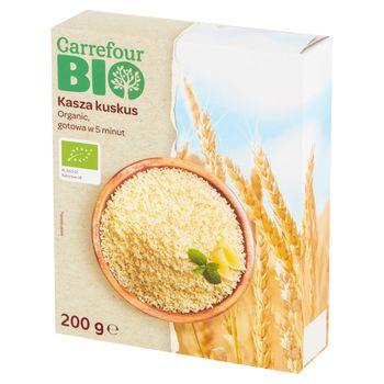 Carrefour Bio Ekologiczna kasza kuskus 200 g