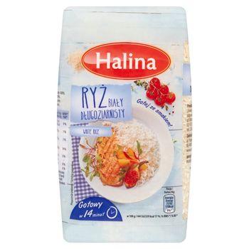 Halina Ryż biały długoziarnisty 1 kg