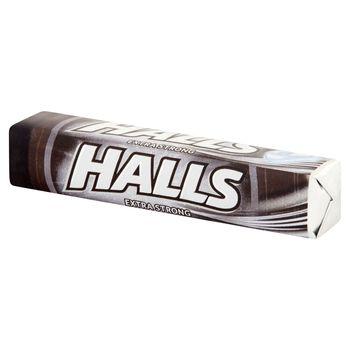 Halls Extra Strong Cukierki 33,5 g