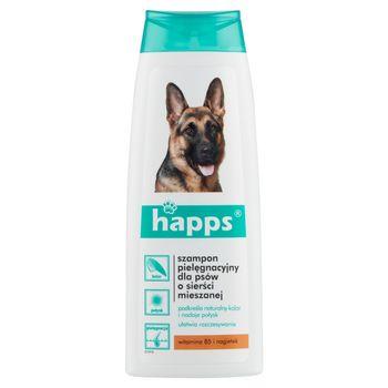 Happs Szampon pielęgnacyjny dla psów o sierści mieszanej 200 ml