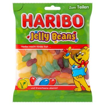Haribo Jelly Beans Draże cukrowe 175 g