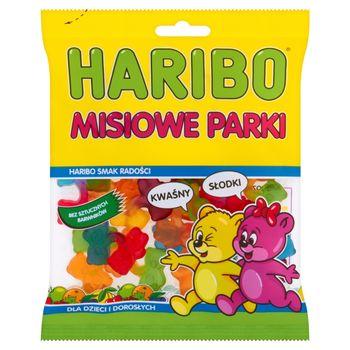 Haribo Misiowe parki Żelki owocowe 175 g