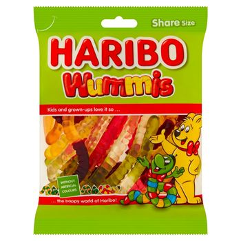 Haribo Wummis Żelki owocowe 200 g
