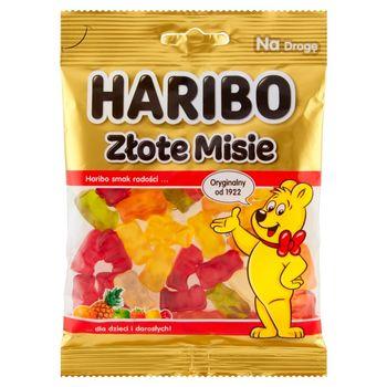 Haribo Złote Misie Żelki owocowe 100 g