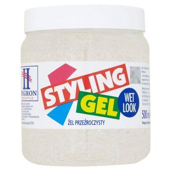 Hegron Żel do włosów przeźroczysty 500 ml
