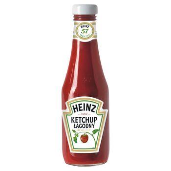 Heinz Ketchup łagodny 342 g