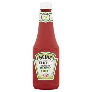 Heinz Ketchup pikantny jalapeño chilli 570 g