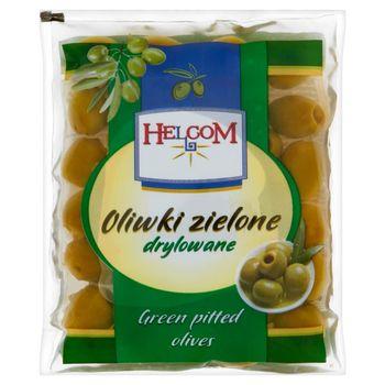 Helcom Oliwki zielone drylowane 195 g