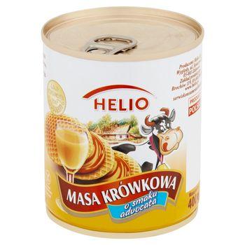 Helio Masa krówkowa o smaku advocata 400 g