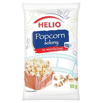 Helio Popcorn solony do mikrofalówki 90 g