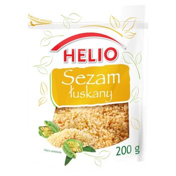 Helio Sezam łuskany 200 g