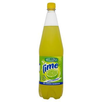 Hellena Lime Napój gazowany 1,25 l