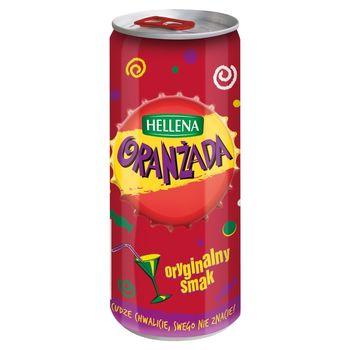 Hellena Oranżada czerwona 250 ml
