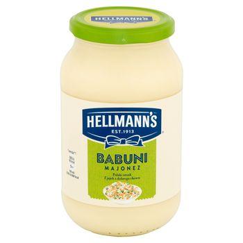 Hellmann's Babuni Majonez 650 ml