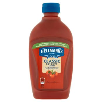Hellmann's Ketchup łagodny 485 g