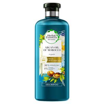 Herbal Essences bio:renew Szampon do włosów regenerujący 400ml, z olejkiem arganowym