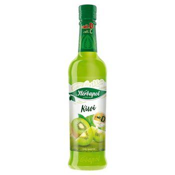 Herbapol Syrop o smaku kiwi 420 ml