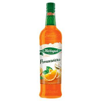 Herbapol Syrop owocowy pomarańcza 680 ml