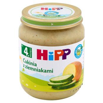 HiPP BIO Cukinia z ziemniakami po 4. miesiącu 125 g