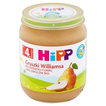 HiPP BIO Gruszki Williamsa po 4. miesiącu 125 g