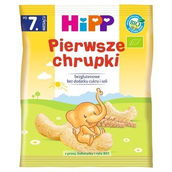 HiPP BIO Pierwsze chrupki po 7. miesiącu 30 g