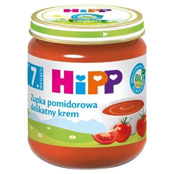 HiPP BIO Zupka pomidorowa delikatny krem po 7. miesiącu 200 g