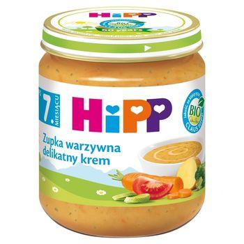 HiPP BIO Zupka warzywna delikatny krem po 7. miesiącu 200 g