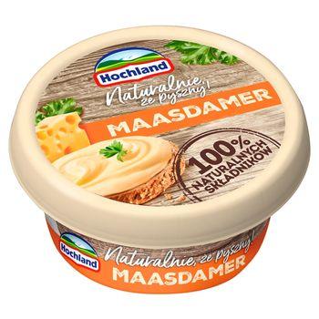 Hochland Ser kremowy Maasdamer 120 g