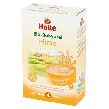 Holle Bio kaszka jaglana dla niemowląt powyżej 4. miesiąca życia 250 g