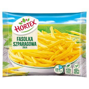 Hortex Fasolka szparagowa żółta 450 g