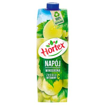 Hortex Napój winogrona 1 l