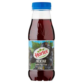 Hortex Nektar czarna porzeczka 300 ml