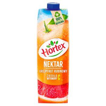Hortex Nektar grejpfrut rubinowy 1 l