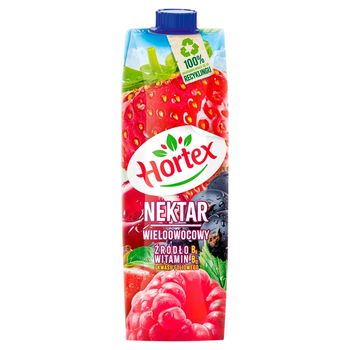 Hortex Nektar wieloowocowy 1 l
