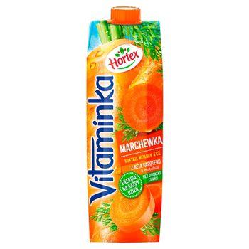 Hortex Vitaminka Sok marchewka 1 l