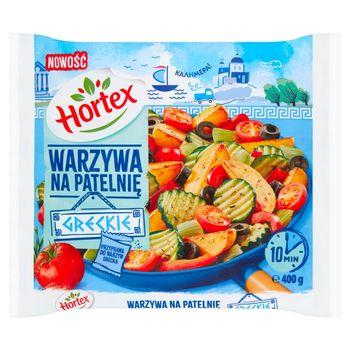 Hortex Warzywa na patelnię greckie 400 g