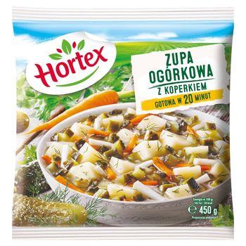 Hortex Zupa ogórkowa z koperkiem 450 g