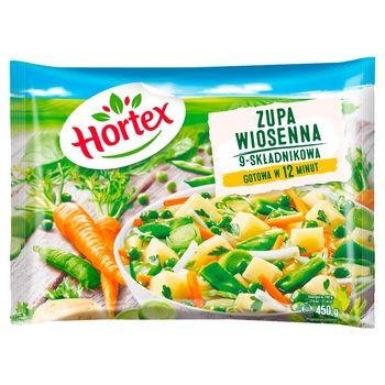 Hortex Zupa wiosenna 9-składnikowa 450 g